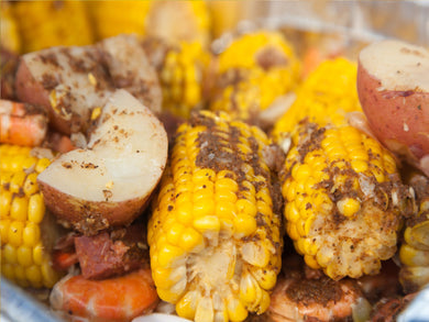 BBQ Louisiana Seafood Boil (Serves 2)