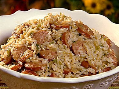 Brown Rice Jambalaya (Serves 10-12)