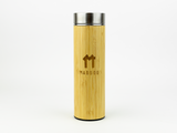 Bamboo Clothing & Accessories by Mabboo, Tea Flask - Tall, Drinking Accessories