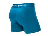 Bamboo Clothing & Accessories by Mabboo, Teal Boxers, M_Underwear