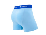 Bamboo Clothing & Accessories by Mabboo, Azure Blue Boxers, M_Underwear