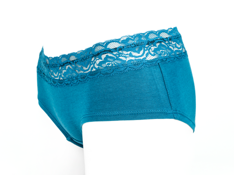 Teal Briefs - Mabboo