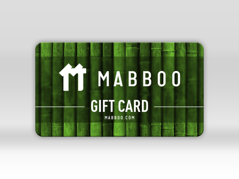 Bamboo Clothing & Accessories by Mabboo, Gift Card, Gift Card