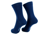 Bamboo Clothing & Accessories by Mabboo, Navy x1 Pair Bamboo Socks, W_Socks