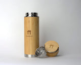 Tea Flask - Bamboo Handle