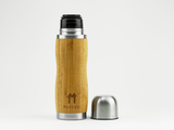 Bamboo Clothing & Accessories by Mabboo, Bamboo Thermos, Drinking Accessories