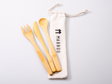 Bamboo Clothing & Accessories by Mabboo, Bamboo Cutlery Set, Others