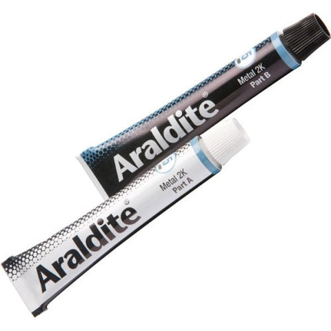 Araldite 2 part Steel Adhesive Glue 2 x 15ml
