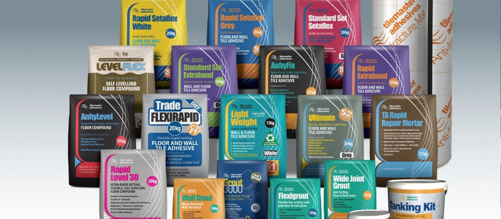 Stockist of quality adhesives