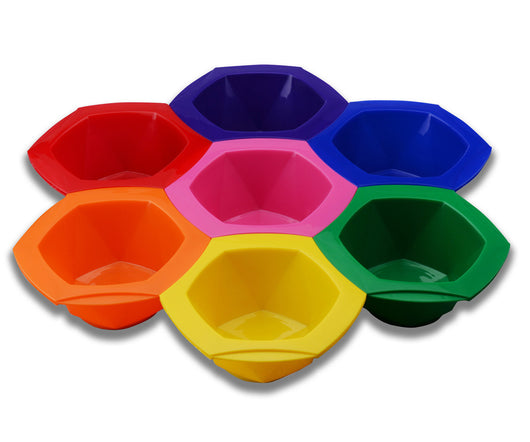 Connect and Color Bowl Set