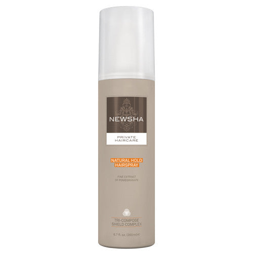 Newsha Natural Hold Hairspray