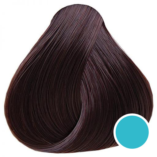 OYA Demi-Permanent Color / 4-6 (M) / Mahogany Medium Brown