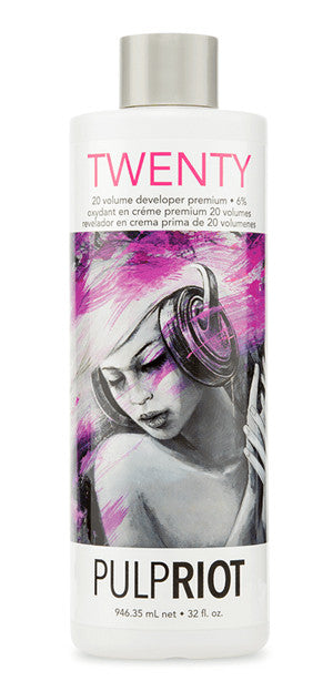 Pulp Riot Twenty Volume Premium Developer
