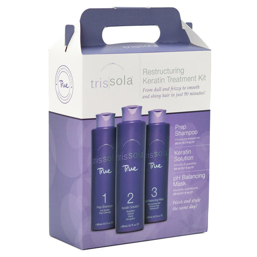 Trissola True Smooth Keratin Kit