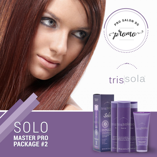 Trissola Solo Anti Aging Treatment Master Pro Package 2
