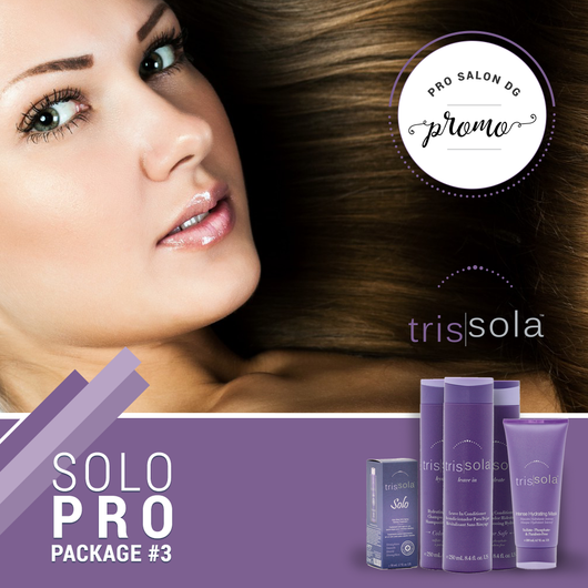 Trissola Solo Anti Aging Treatment Pro Package 3 Prosalon