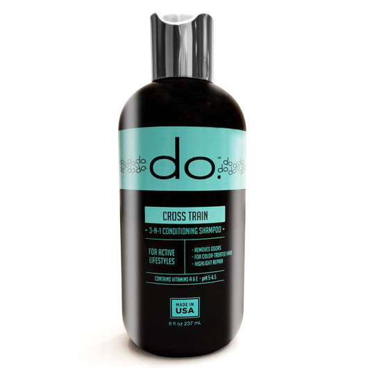 do. Cross Train 3-n-1 Conditioning Shampoo / 8oz