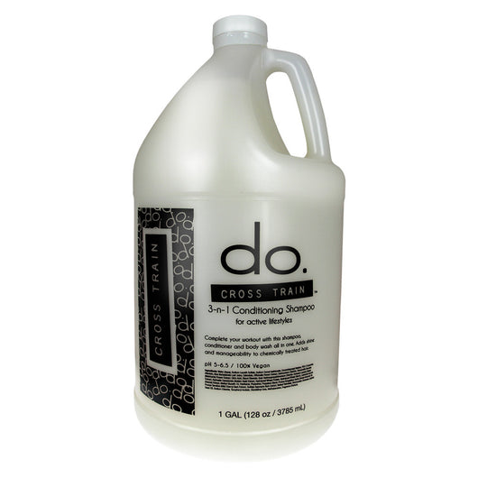 do. Cross Train 3-n-1 Conditioning Shampoo Gallon