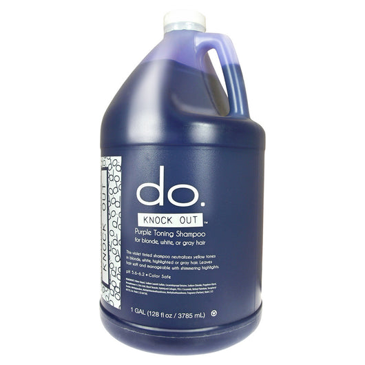 do. Knockout Purple Toning Shampoo / Gallon