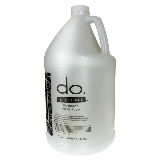 do. Softball Dimension Foam / Gallon