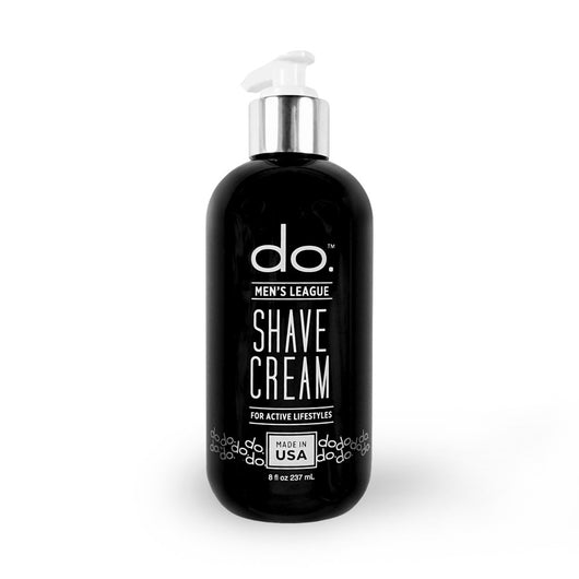 do. Men's League Shave Cream