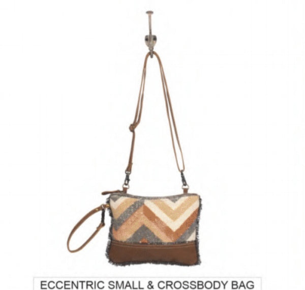 Eccentric Small Crossbody Bag