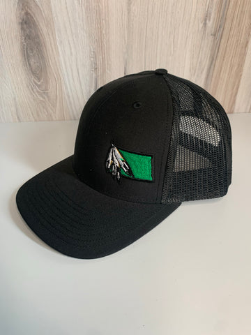ND Feather Hat (2 Colors)