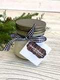 Mini Mason Jar Candles (Multiple Scents)