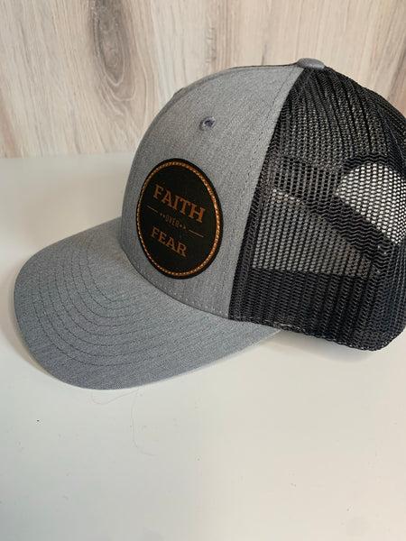 """Faith Over Fear"" Trucker Hat"