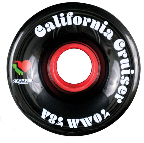 "Remember ""California Cruiser"" 70mm 78A - Flatspot Stuttgart"