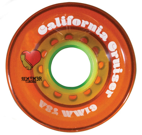 "Remember ""California Cruiser"" 61mm 78A - Flatspot Stuttgart"