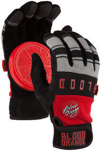 "Bloodorange ""Knuckle"" Slidegloves - Flatspot Stuttgart"