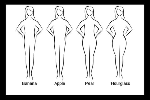 Body Shape: What Is Yours And How To Embrace It – WRITTEN