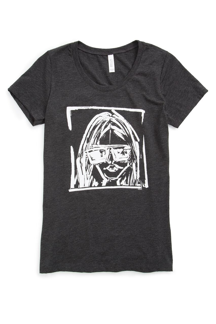 TRIBLEND T-SHIRT | WRITTEN WOMAN