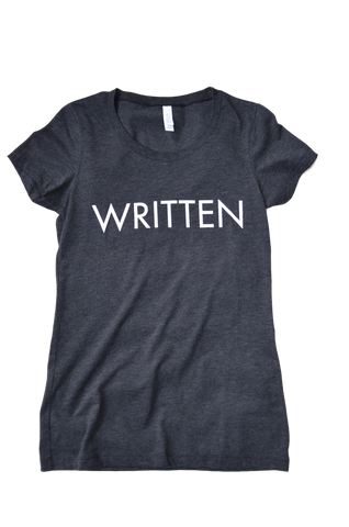TRIBLEND T-SHIRT | WRITTEN