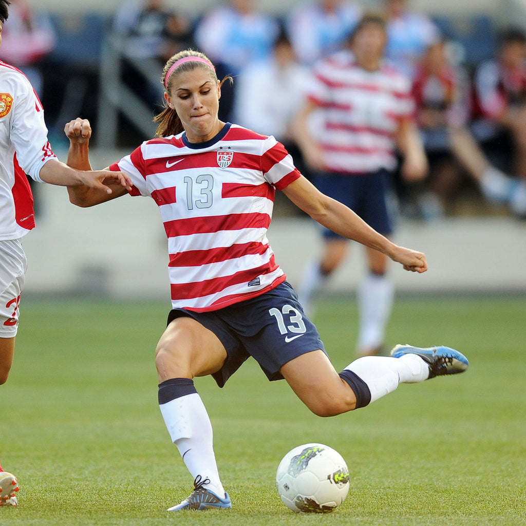 NO SWEAT - ALEX MORGAN