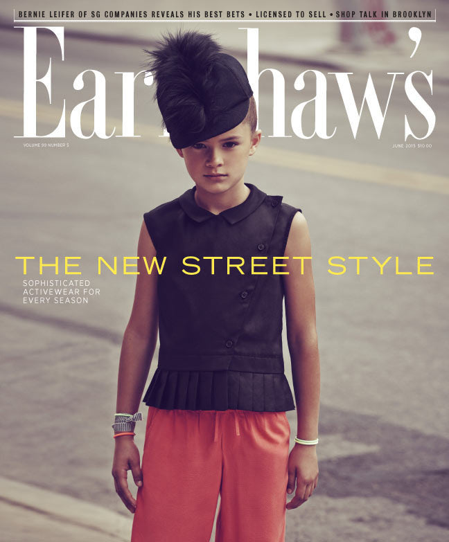 EARNSHAW'S JUNE 2015