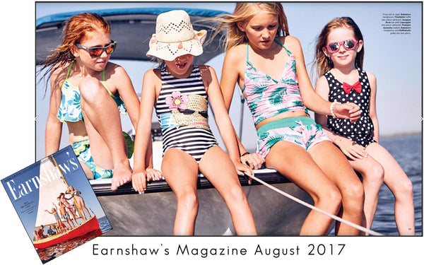 EARNSHAWS AUGUST 2017