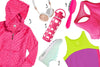 GYM BAG ESSENTIALS FOR GIRLS