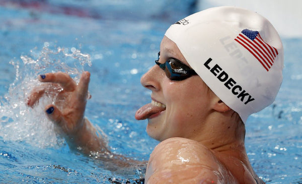 DIVE IN: KATIE LEDECKY
