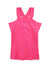 Love in Color Cross Back Tank - Fuchsia