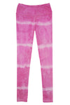 Boutique Leggings - Grey Fuchsia TIE DYE