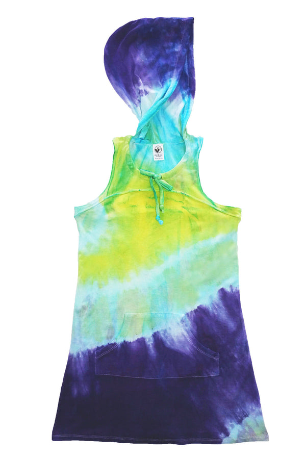 Swim Cover Up - Multicolor