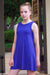 Gemma Dress - Purple