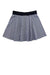Circle Skirt - Navy Stripe