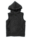 Bubble Vest - Black