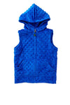 Bubble Vest - Blue
