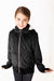 Lined Bubble Jacket - Black