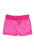 Minky Bubble Shorts - Fuchsia by Limeapple
