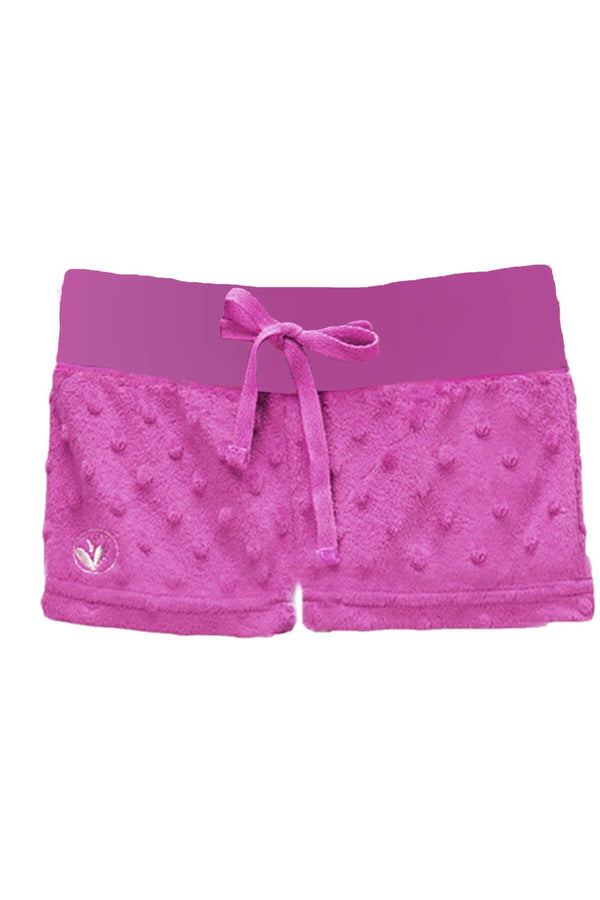 Bubble Shorts - Orchid